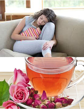 Amazing Health Benefits of Rose Tea Relief From Menstrual Cramps