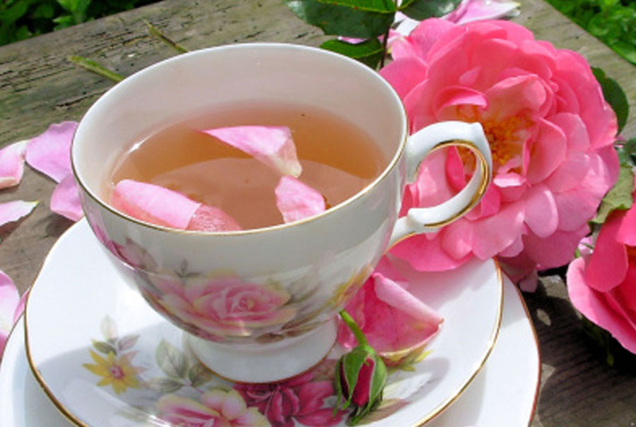 What is Rose Tea?