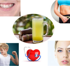 Health Benefits of Sugar Cane Juice