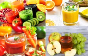 Some Healthy Juices
