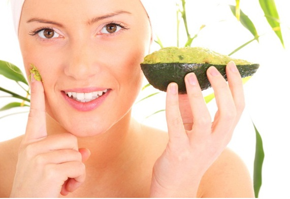 Make Homemade Face Packs with Avocado