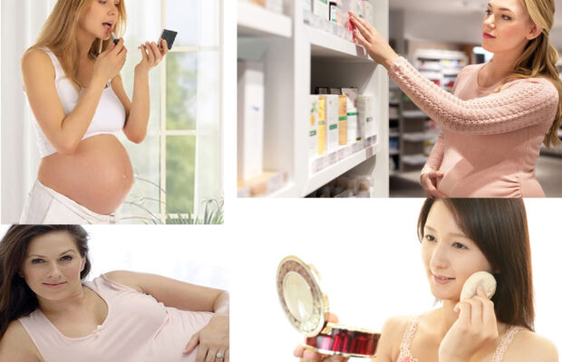 How to Choose the Safe Cosmetic Products in Pregnancy