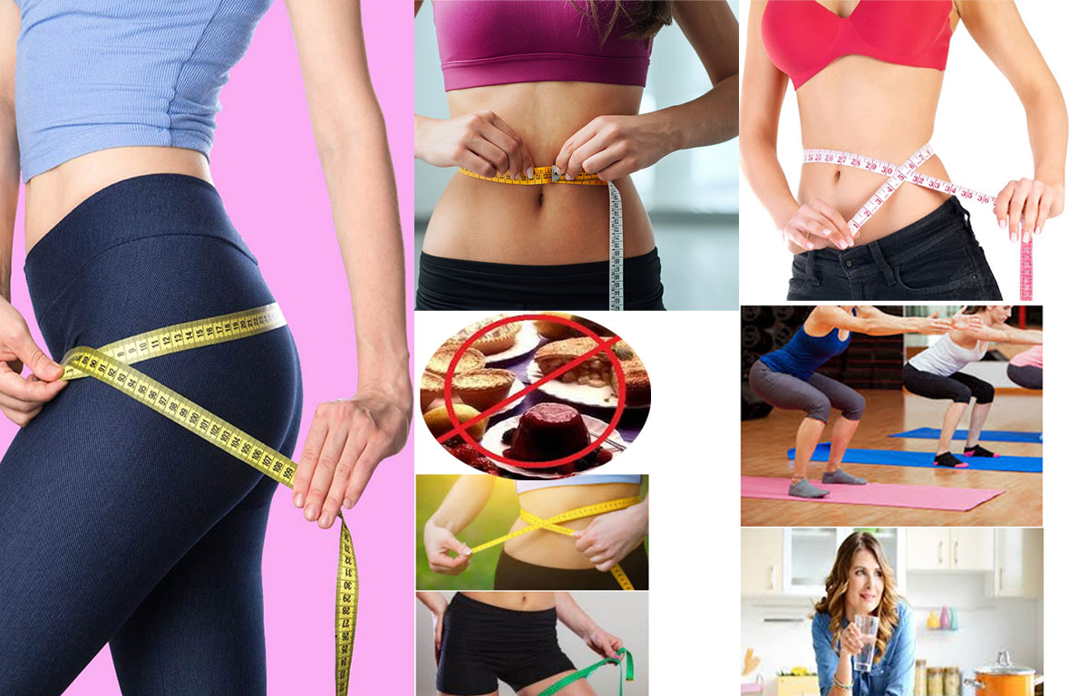 How To Reduce Abdominal Fat, Gut Fat And Thigh Fat Naturally