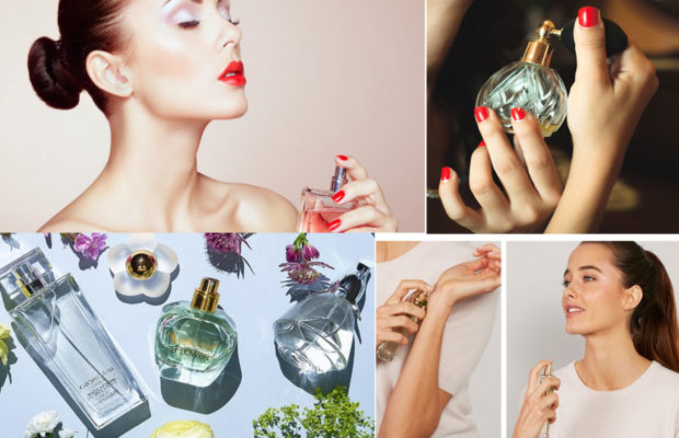 How To wear Perfume- Tips & Tricks