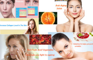 Increase Collagen Level To Prevent Aging/ Wrinkles