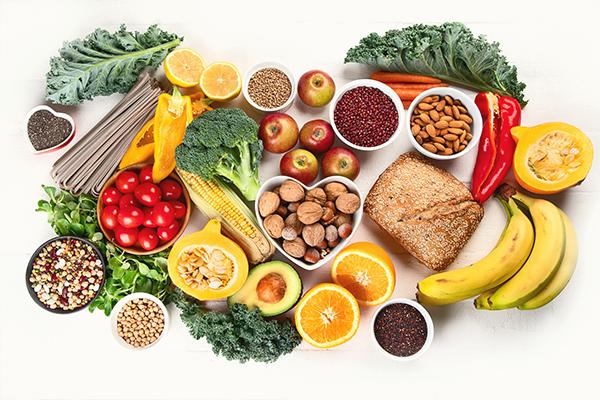 Increase Dietary Fiber