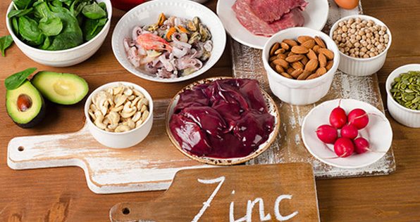 Increase The Consumption Of Zinc
