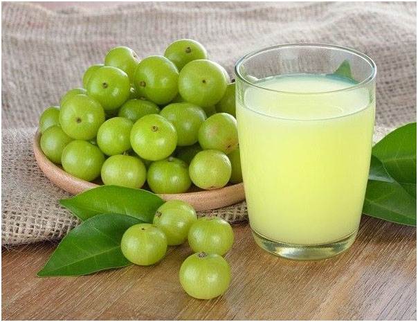 Indian Gooseberryto Get ReduceFor Hand, Foot And Mouth Disease