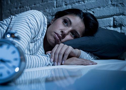 Insomnia - Symptoms Of Hormonal Imbalance