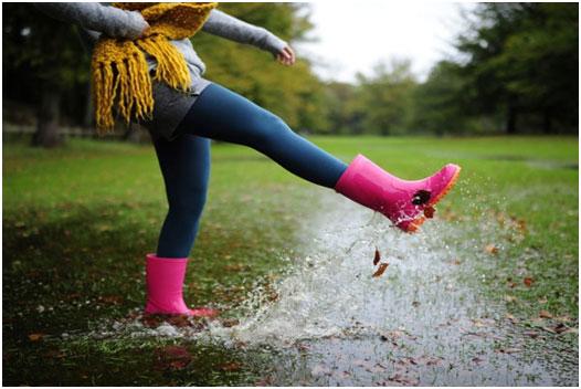 Keep Your Feet Healthy In Monsoon