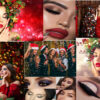 Latest Beauty Trends For Christmas Festival