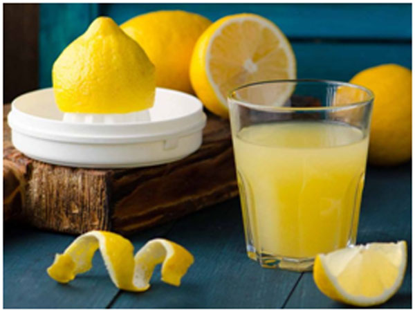 Lemon Juice For Kidneys Healthy