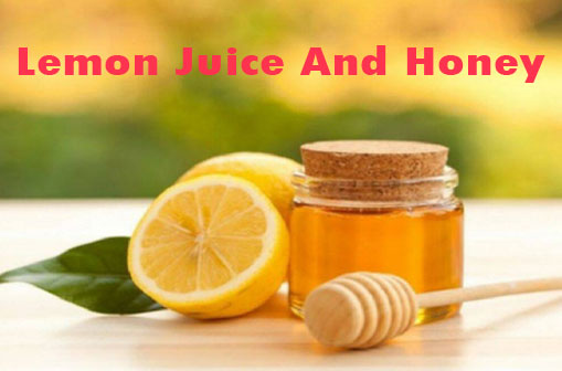 Lemon Juice And Honey Remedy To Get Rid Of Sun Tan In Summer
