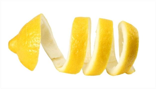 Lemon peels To Promote The growth Of Eyelashes