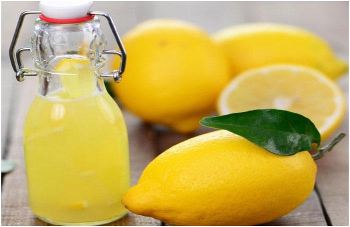 Lemon Juice Skin Toner