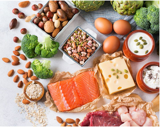 Include Lots Of Protein In Your Diet