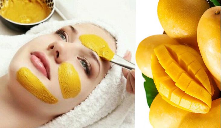 Mango Face Pack - Reduce Dark Spots And Sun Damage