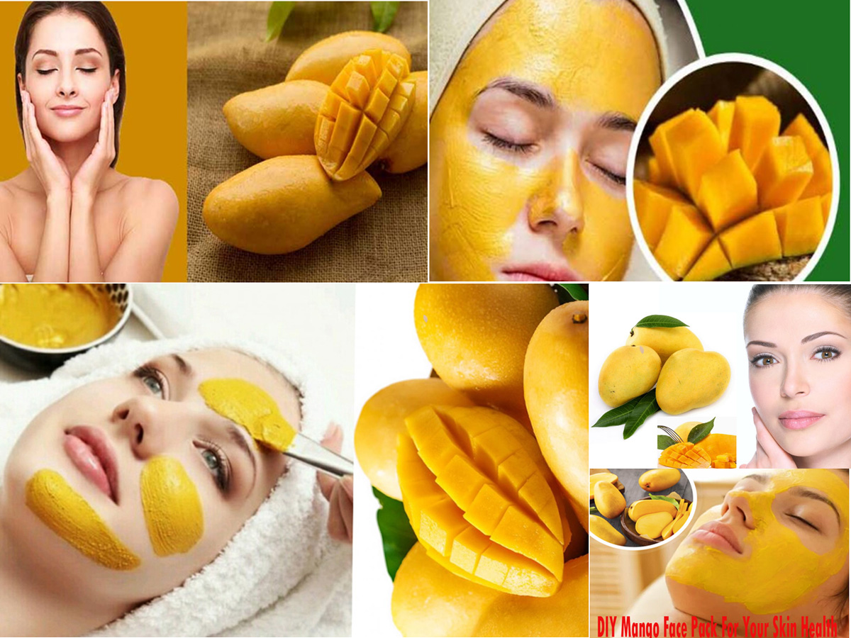 How Mangoes May Benefit Your Skin Health? | Homemade Mango Face Packs For Summer Skin Care
