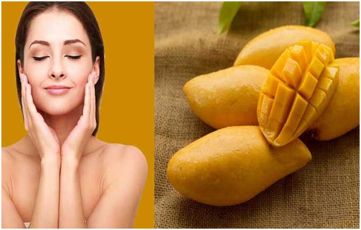 Mango Face Pack - Helps Get A Glowing Skin