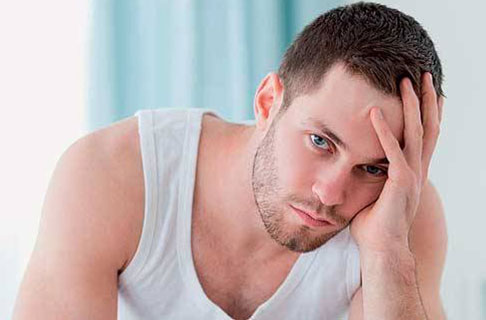 Stress impacts a man's Fertility