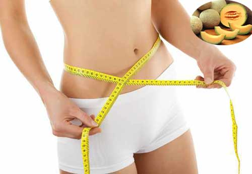 Muskmelon for Weight Loss