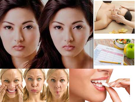 Natural Ways to Remove Fat From the Face