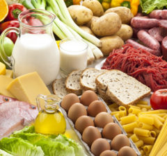 Nutrition- Types of Nutrients