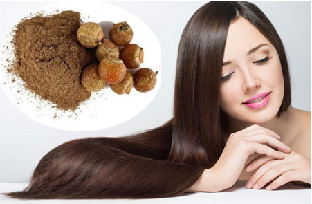 Soap Nut For Reducing Hair Fall