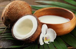 Coconut Milk for Hair Care