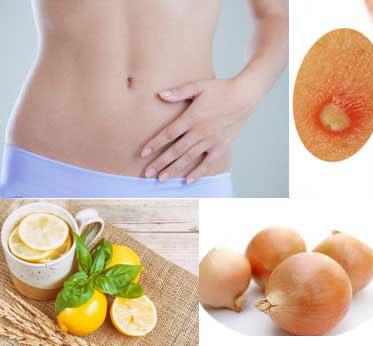 Lemon Compresses Remedy For The Private Part Boils