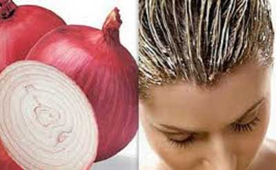onion for hair care and hair growth