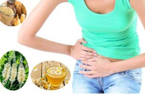 What are ovarian cyst home remedies