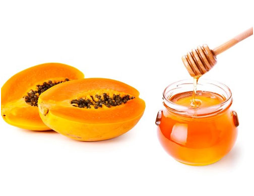 Honey & Papaya Face Mask
