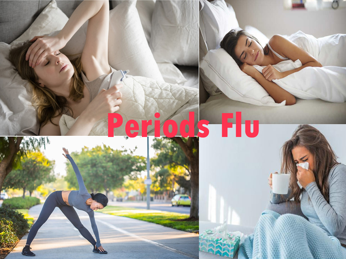 Periods Flu: Symptoms, Causes And Management
