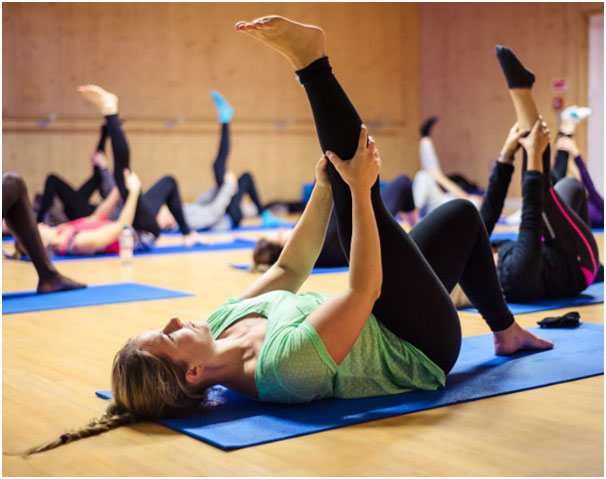 Pilates Workout: Best For Females Fitness And Weight Loss