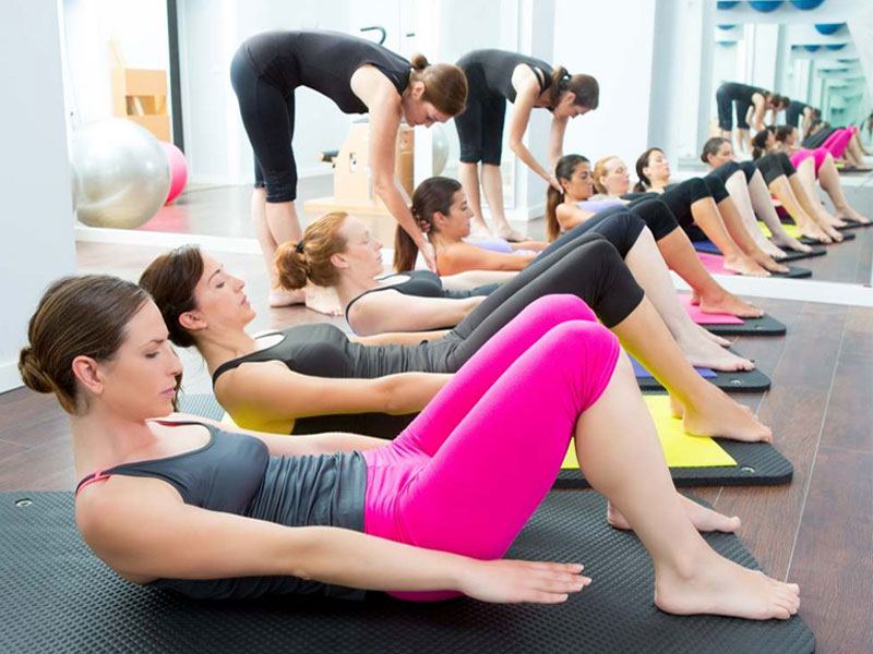 How ToDo Pilates Workout At Home?