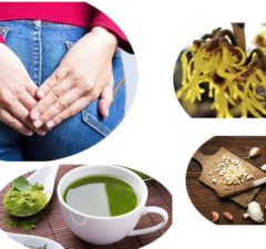 How to Cure The Pain And Piles Naturally