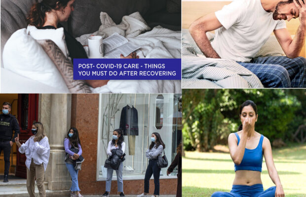 Post-COVID-19 Care Tips| Things To Do After Recovering From Coronavirus