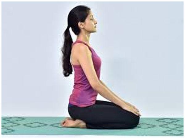 Practice yoga, pranayama