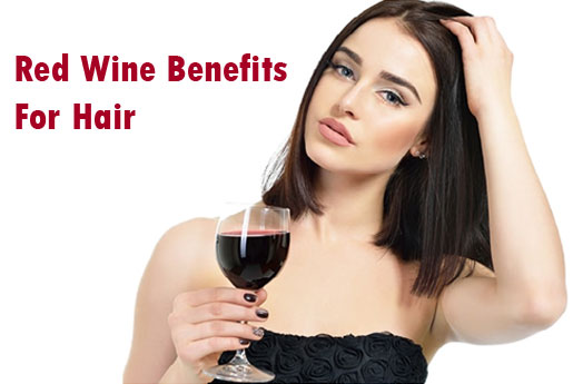 Red Wine Benefits For Hair & Skin