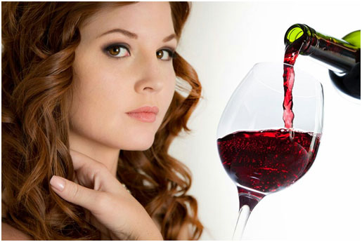 Red Wine Benefits For Hair