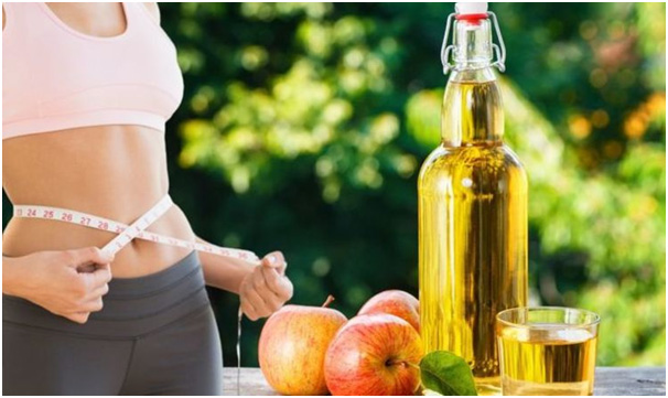 Regular Intake Of ACV Before Meals Has Many Other Benefits That Related To Weight Loss Management.