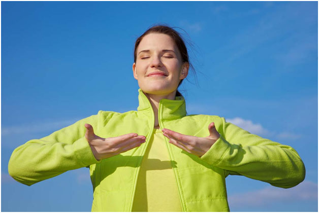 Take Deep Breaths To Get Rid Of Dizziness