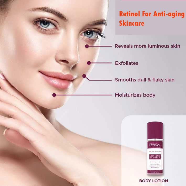 Retinol: Miracle For Anti-Ageing Skincare