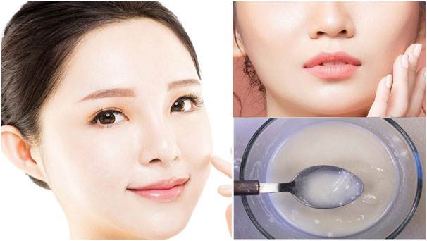 Rice Water For Glossy Skin Tone