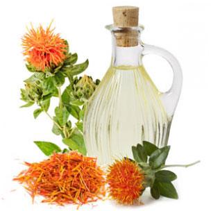 Safflower Oil Lightens Tan