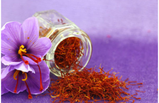 Homemade Saffron Packs