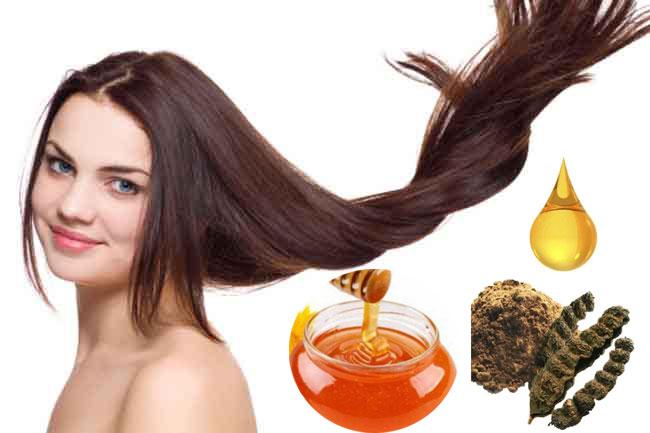 Shikakai And Honey Hair Conditioning