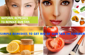 How To Remove Sun Tan From Your Face And Skin| Simple Remedies To Get Rid Of Sun Tan In Summer