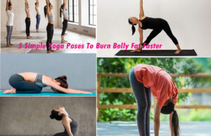 5 Simple Yoga Poses To Burn Belly Fat Faster